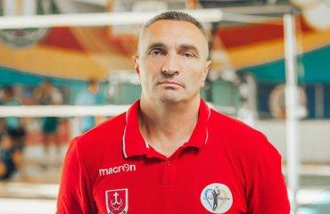 """Валерій КОПИЛОВ: """"У моїх підопічних є жага до гучних перемог"""" чоловічий волейбол, всесвітня універсіада-2019, чоловіча збірна україни, валерій копилов інтервью"""