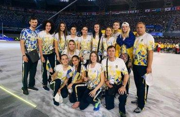 Українські команди поступилися в стартових матчах Всесвітньої Універсіади всесвітня універсіада-2019, жіночій волейбол, чоловічий волейбол, літня універсіада, збірна україни, результати матчів, німеччина, китайський тайбей