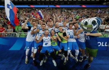 Словенія та Канада зіграють в Лізі націй-2020 чоловічий волейбол, жіночий волейбол, кубок претендентів, словенія, канада, ліга націй-2020