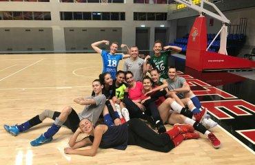 Збірна України зіграє на Всесвітній Універсіаді за 9-16 місця жіночий волейбол, всесвітня універсіада-2019, неаполь, жіноча збірна україни, груповий етап, результати