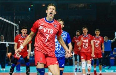Збірні Росії, США і Польщі вийшли в півфінал Ліги націй чоловічий волейбол, ліга націй-2019, півфіналісти, результати матчів