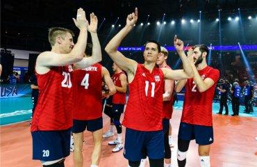 Росія і США вийшли в фінал Ліги націй-2019 чоловічий волейбол, ліга націй-2019, фінал шести, сша і росія фінал