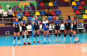 Збірна України перемогла Болгарію в матчі ЄЮОФ-2019 жіночий волейбол, єюоф-2019, результати матчів, перемога над болгарією
