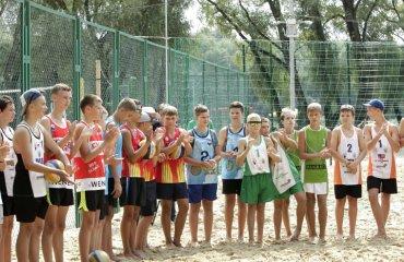 В Чернігові триває фінал ЧУ серед юнаків та дівчата до 14 років пляжний волейбол, чернігів, чемпіонат україни, юнаки дівчата 14 років