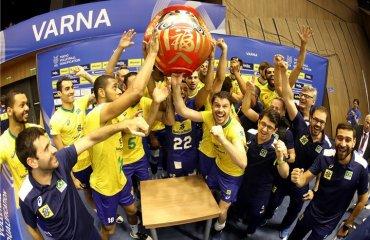 Аргентина, США, Польща, Росія, Бразилія та Італія зіграють на Олімпіаді-2020 чоловічий волейбол, олімпіада-2019, результати кваліфікації, італія, сша, росія, бразилія, польща, аргентина