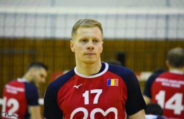 Нападник Федоренко продовжить кар'єру в Словаччині чоловічий волейбол, чемпіонат словакії, свіднік, дмитро федеоренко