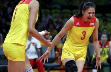 Олімпійська чемпіонка з Китаю дискваліфікована на чотири роки допінг, скандал, збірна китаю, ян фансюй, дискваліфікація, китайська волейболістка