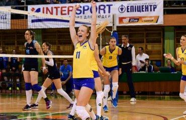 """Анна СТЕПАНЮК: """"Сподіваюся, дійдемо до фінальної стадії"""" жіночий волейбол, чемпіонат європи-2019, жіноча збірна україни, інтервью, анна степанюк"""