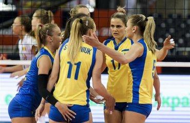 Українки поступилися Бельгії у стартовому матчі чемпіонату Європи жіночий волейбол, збірна україни, чемпіонат європи-2019, бельгій-україна, фото резульати