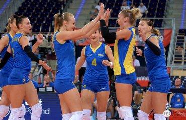 Збірна України програла Італії в другому матчі ЧЄ-2019 жіночий волейбол, чемпіонат європи-2019, груповий етап, поразка від італії, жіноча збірна україни,