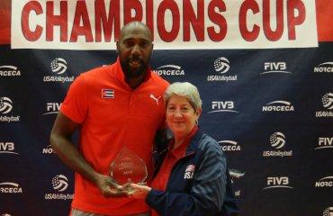 Симон вперше з 2010 року зіграв за збірну Куби чоловічий волейбол, збірна куби, робертланді симон