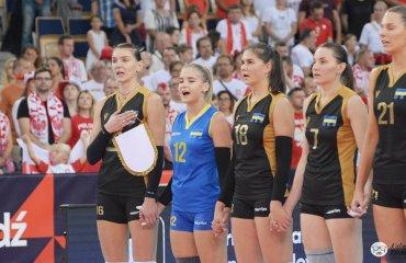 """Надія КОДОЛА: """"В матчі проти Польщі ми додали в командній грі"""" жіночий волейбол, надія кодола, капітан жіночої збірної україни, інтервью"""