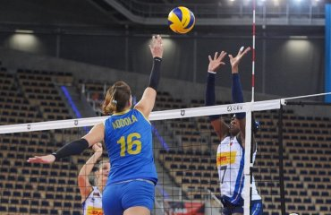 """Надія КОДОЛА: """"Весь зал був за Польщу, але ми чули наших вболівальників"""" жіночий волейбол, чемпіонат європи-2019, надія кодола інтервью"""