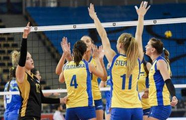 Збірна України втратила шанси на вихід в плей-офф ЧЄ-2019 жіночий волейбол, чемпіонат європи-2019, груповий етап, словенія, жіноча збірна україни, поразка