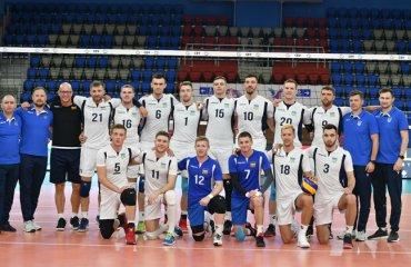 Чоловіча збірна України зіграє на турнірі в Македонії чоловічий волейбол, чемпіонат європи-2019, турнір в македонії, склад команди