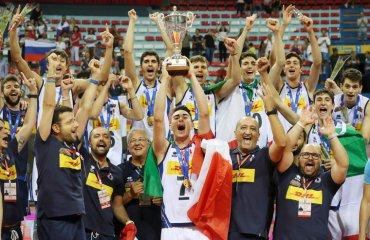Італійці виграли чемпіонат світу U-19 чемпіонат світу ю19, збірна італії - чемпіон, збірна росіії, аргентина, символічна збірна турніру