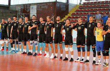 Збірна України стала переможцем турніру в Македонії чоловічий волейбол, чоловіча збірна україни, підготовка до чемпіонату європи, турнір в македонії