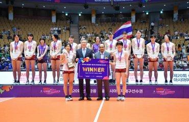 Японія – чемпіон Азії! жіночий волейбол, чемпіонат азіїї, таїланд, корея, китай, японія, результати фінальних матчів