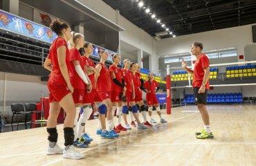 """У волейбольному клубі """"Прометей"""" з'являться легіонери жіночий волейбол, ск прометей, суперліга україни, легіонери, трансфер"""