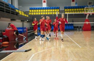 """Волейболістки """"Прометея"""" проведуть тижневі збори в Італії жіночий волейбол, ск прометей, суперліга україни, збори в італії"""