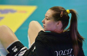 """Вікторія ДЕЛЬРОС: """"Я приїхала перемагати"""" жіночий волейбол, вікторія дельрос, ліберо, українська волейболістка, ск прометей"""