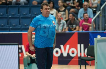Головний тренер збірної Білорусі подав у відставку жіночий волейбол, чемпіонат європи-2019, збірна білорусі, головний тренер, відставка, петро хилько