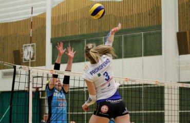 Українська нападниця Леоненко продовжить кар'єру у Франції жіночий волейбол, олена прокопенко леоненко, трансфер, чемпіонат франції, українська волейболістка