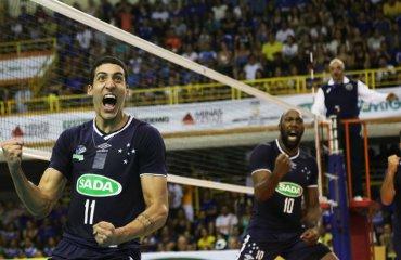 Волейболіст збірної Бразилії Родріго здав позитивний допінг-тест чоловічий волейбол, сада крузейро. збірна бразилії, допінг, родрігіньо, скандал, позитивний тест