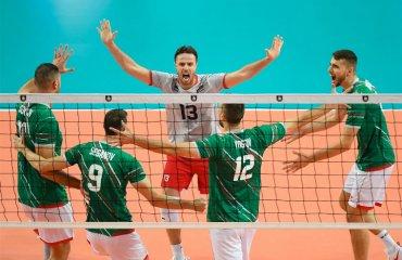 Євро-2019. Болгарія перемогла Грецію та інші результати чоловічий волейбол, чемпіонат європи-2019, євроволей-2019, результати першого ігрового дня