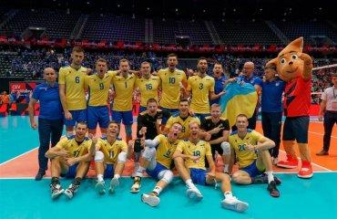 Чоловіча збірна України перемогла Чехію у стартовому матчі ЧЄ-2019 чоловічий волейбол, чемпіонат європи-2019, груповий етап, чоловіча збірна україни