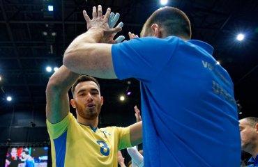 CEV відзначили командну гру збірної України cev, Україна, Чехія, чемпіонат європи 2019