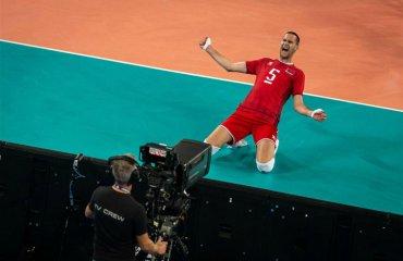 Євро-2019. Білорусь виграла у Фінляндії та інші результати чоловічий волейбол, чемпіонат європи-2019, результати 4-го дня