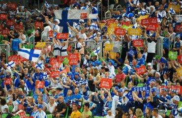 Євро-2021 відбудеться в Фінляндії, Естонії, Чехії та ще в одній країні чоловічий волейбол, чемпіонат європи-2021, фінляндія, естонія, чехія