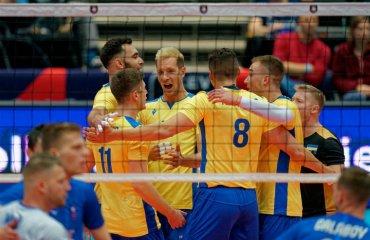 Чоловіча збірна України вийшла в плей-офф чемпіонату Європи-2019 чоловічий волейбол, чемпіонат європи-2019, плей-офф