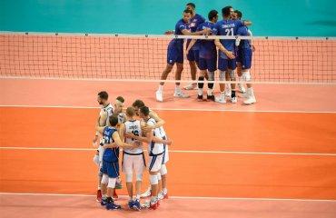 Євро-2019. Італія програла Франції та інші результати чоловічий волейбол, чемпіонат європи-2019, результати 18 вересня