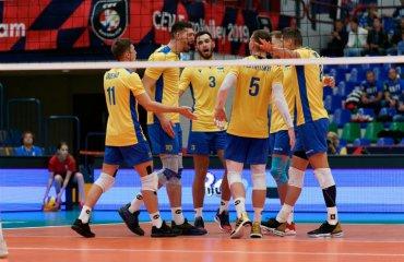 Збірна України оформила історичний вихід до 1\8 фіналу ЧЄ чоловічий волейбол, чемпіонат європи-2019, груповий етап, 1\8 фіналу