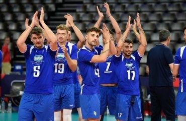 Греки чудом вышли в плей-офф. Всё решили 0,002 в соотношении мячей! мужской волейбол, чемпионат европы-2019, плей-офф, сборная греции, 1\8 финала