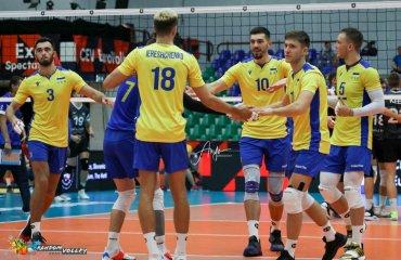 Суперником України в 1\8 фіналу Євро стала збірна Бельгії чоловічий волейбол, чемпіонат європи-2019, груповий етап, 1\8 фіналу