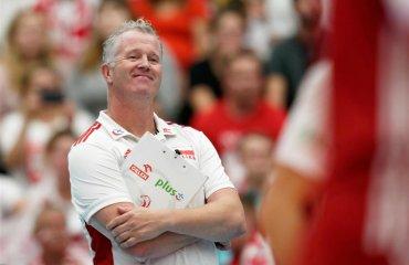 Хейнен в матчі з Україною зробив одночасно шість замін чоловічий волейбол, чемпіонат європи-2019, груповий етап, збірна польщі, вітал хейнен