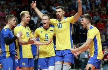У чвертьфіналі ЧЄ українці зіграють проти збірної Сербії чоловічий волейбол, чемпіонат європи-2019, 1\4 фіналу, чвертьфінал, суперник збірна сербії