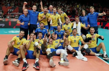 Україна – у вісімці найсильніших! чоловічий волейбол, чемпіонат європи-2019, 1\8 фіналу