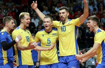 На Евро начался плей-офф: Украина сотворила сенсацию мужской волейбол, чемпионат европы-2019, плей-офф, результаты 1\8 финала