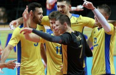 Збірна України поступилася Сербії у чвертьфіналі Євро-2019 чоловічий волейбол, чемпіонат європи-2019, чвертьфінал