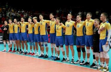 На чемпіонаті Європи-2019 збірна України посіла п'яте місце чоловічий волейбол, чемпіонат європи-2019, 1\4 фіналу, збірна україни