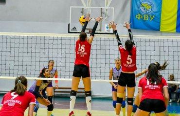 Результати матчів 1-го туру жіночої Суперлiги України 2019\20 жіночий волейбол, суперліга україни 2019-2020, розклад, результати, трансляції, відео