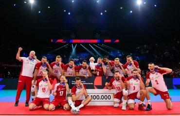 Польща стала бронзовим призером чемпіонату Європи чоловічий волейбол. чемпіонат європи-2019, польща - бронзовий призер евроволей-2019