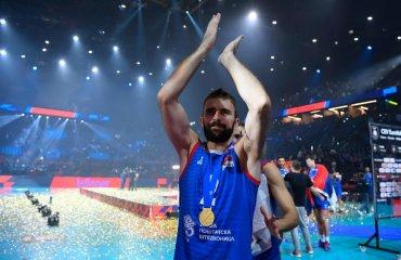 Урош Ковачевич – MVP чемпіонату Європи