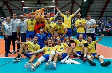 На кого схожі волейболісти збірної України (Gradient App) чоловічий волейбол, національна збірна україни 2019, чемпіонат європи 2019, мобільний додаток gradient app