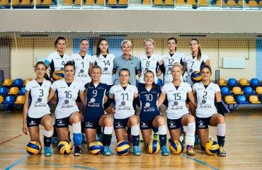 Зіграні всі матчі 1-го туру жіночої Вищої ліги України жіночий волейбол, вища ліга україни 2019-2020, результати першого туру