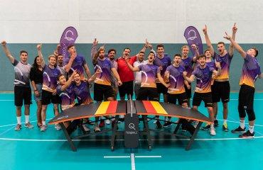 Венгры скрестили волейбол и настольный теннис. Вам стоит это увидеть новый вид спорт, новый волейбол, текволи